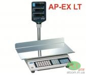 Весы для магазина электронные CAS AP-EX (LT)