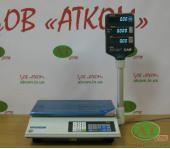 Весы торговые электронные CAS AP-M (LT)
