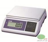 Весы фасовочные электронные CAS ED