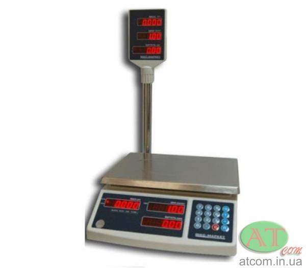 Весы для торговли ICS-15 NT, ICS-6 NT, ICS-30 NT