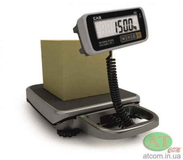Весы напольные электронные CAS PB