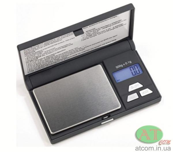 Портативные весы карманные OHAUS YA