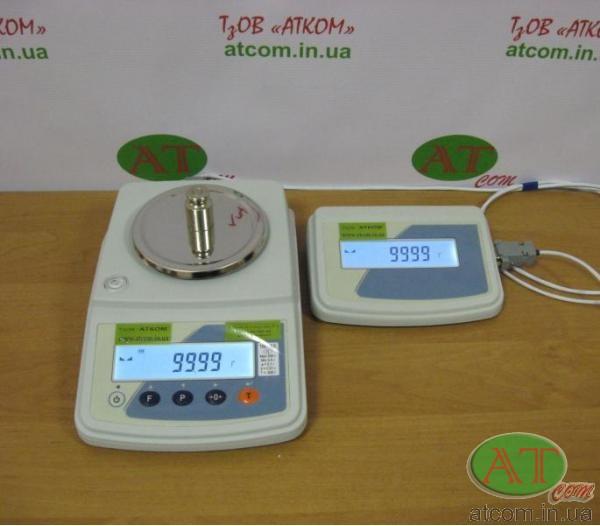 Електронні ювелірні ваги ТВЕ