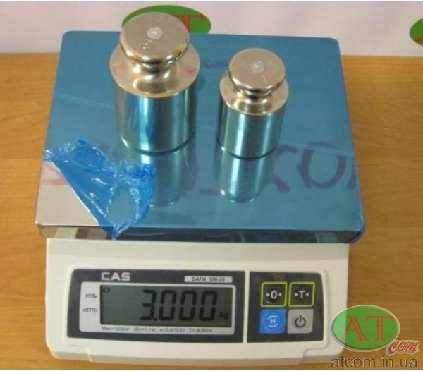Весы технические электронные CAS SW