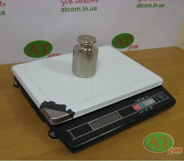 Настольные электронные весы МК-15.2-А21
