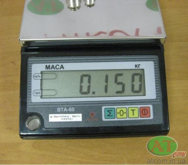 Фасовочные весы ВТА-60/15-7-А-2