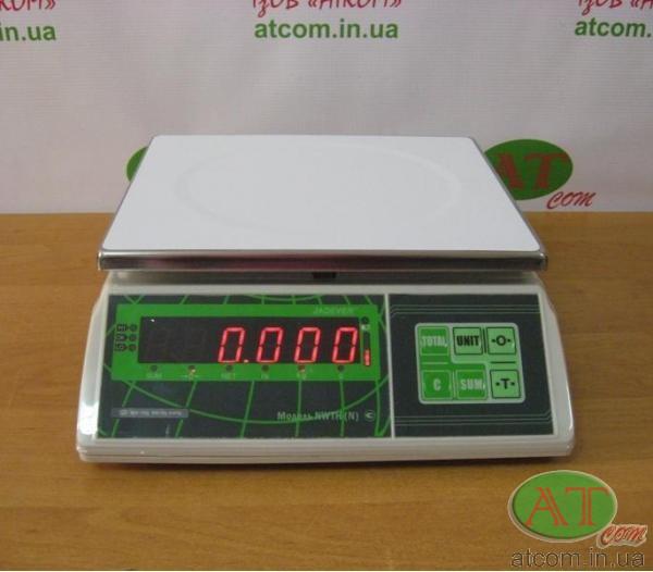 Ваги технічні Jadever NWTH-10K (с)