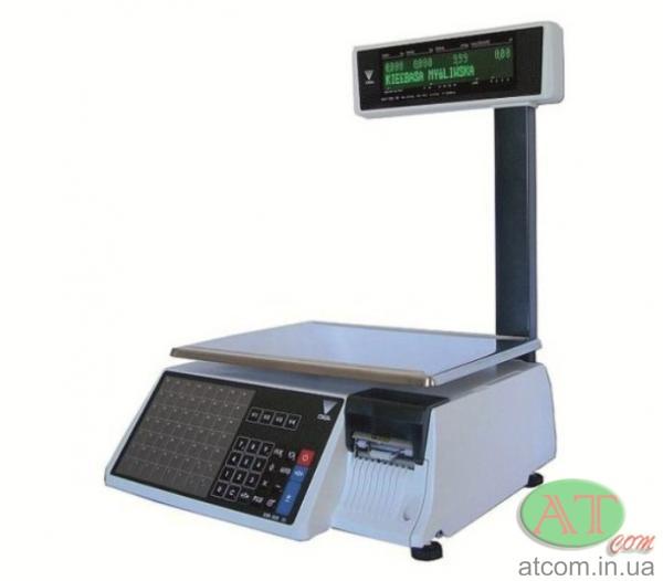 Весы чекопечатающие DIGI SM-100CS