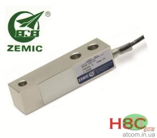 Балочний тензометричний датчик Zemic H8C