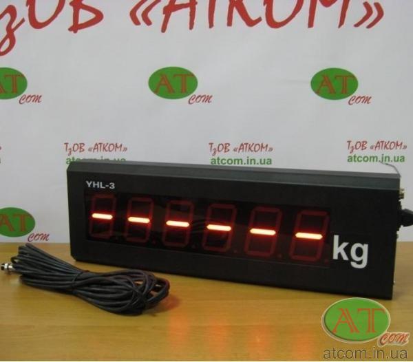 Дублююче табло YHL-3