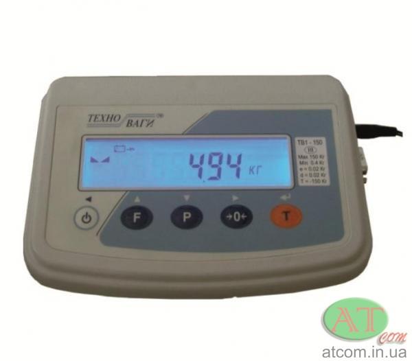 Весовой терминал ТВП-13 (жидкокристаллический)