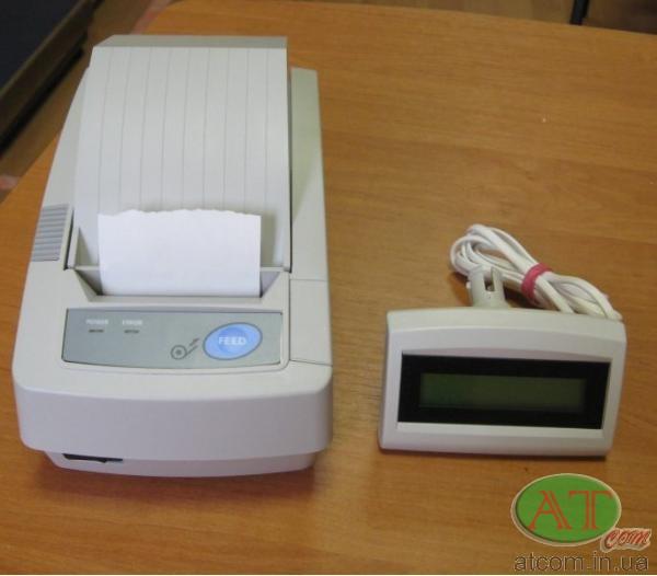 Фискальный регистратор Екселлио FPU 550ES