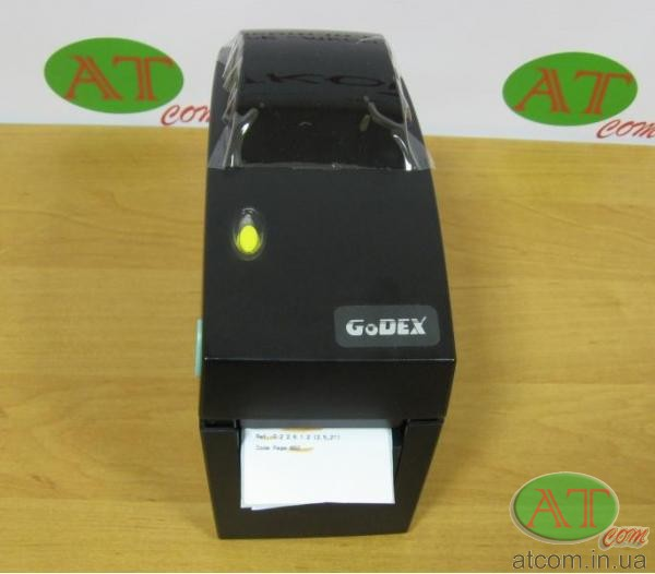 Принтер для наклейок Godex DT2 Plus
