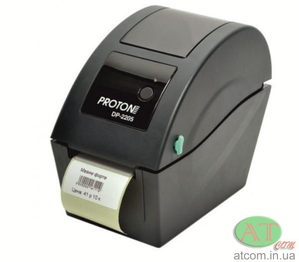 Термопринтер печати штрих-кодов Proton DP-2205