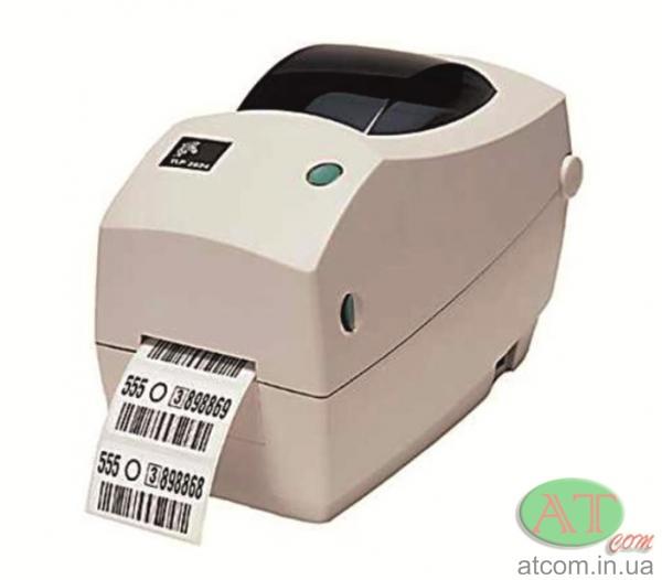 Принтер печати этикеток ZEBRA TLP 2824 Plus