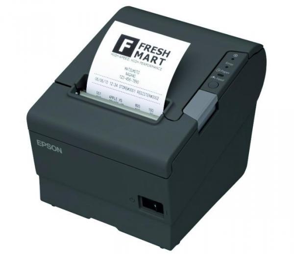 Принтер чеков EPSON TM-T88V (USB+RS-232)