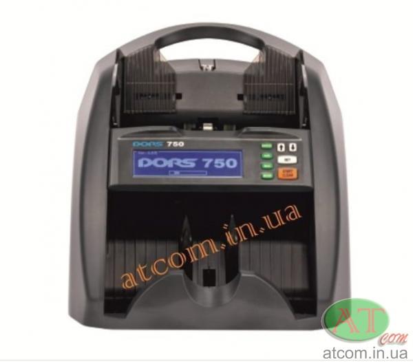 Счетная машинка для денег DORS 750 с определением номинала